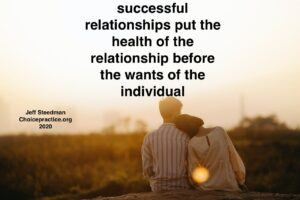 Heathy Relationship Advice