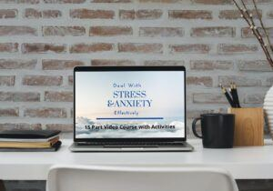 How to Deal with Stress and Anxiety Effectively