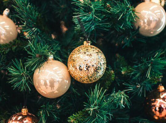Stress reducing habits for the holidays