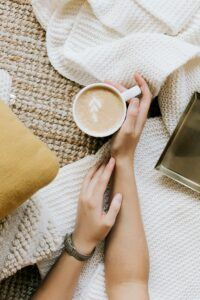 Create a morning routine you'll stick to